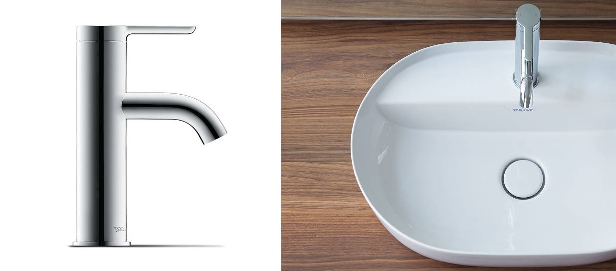 Duravit C.1 Taps at xTWOstore