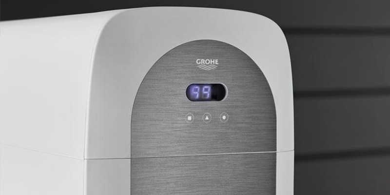 Grohe Blue Cooler at xTWOstore