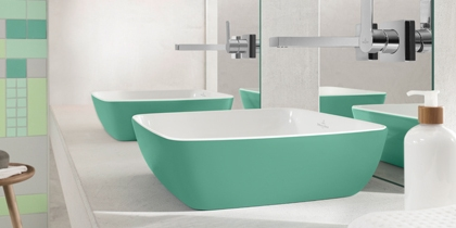 Villeroy & Boch Artis Square Countertop Basin at xTWOstore