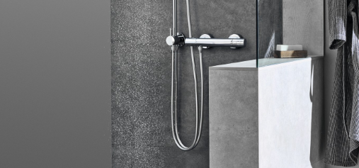 Shower System with Diverter at xTWOstore