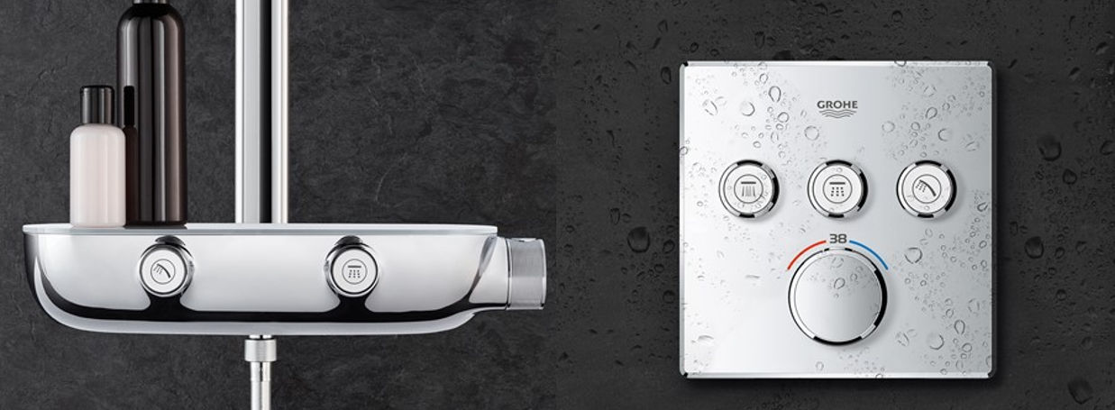 Grohe Grohtherm SmartControl